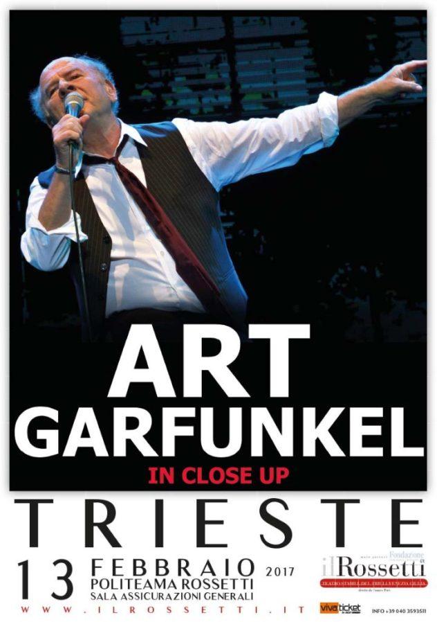 Art Garfunkel Trieste