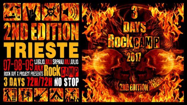 Rock Camp 2017